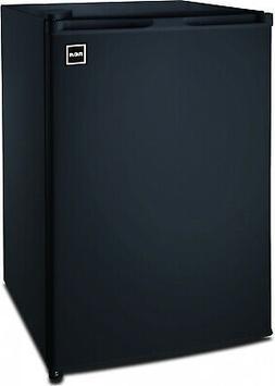 4.5 Cu Ft Mini Fridge Single Door Cooler Freezer Compact Ref