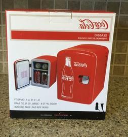 NEW Coca-Cola Classic Thermoelectric Cooler Koolatron Mini F