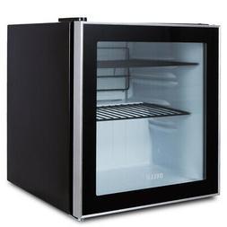NEW Mini Beverage Fridge Built-In Cooler Refrigerator, Rever
