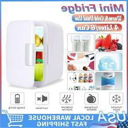New Mini Portable Refrigerator 4Liter Mini Fridge Cosmetic F