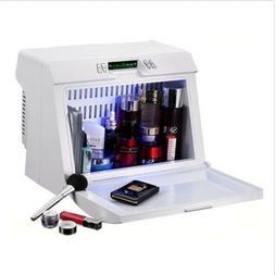 New AMEX Mishell AME-0108CR Cosmetics Cooler Mini 9L Fridge
