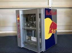 NIB- Red Bull Mini Fridge