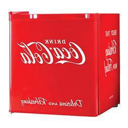 Nostalgia CRF170COKE CocaCola REFRIGERATOR, Ice Cube Tray MI