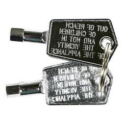 OEM RF-3898-03 Haier Appliance Key