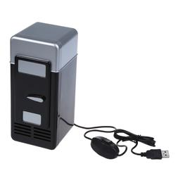 PC USB <font><b>Mini</b></font> Refrigerator <font><b>Fridge