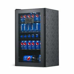 """Pepsi & Pete"" Vintage Edition 126-Can Beverage Fridge"