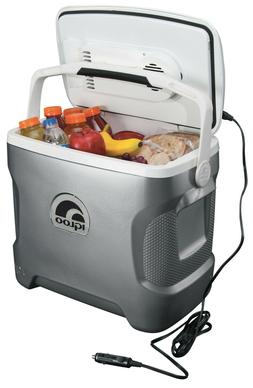 Portable Hard Cooler Car Igloo Lunch Box 12V Electric Mini F