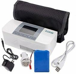 AIJUN Portable Insulin Cooler Case Keeping Mini Insulin Cool