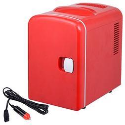 Portable Mini Fridge Cooler and Warmer Auto Car Boat Home Of