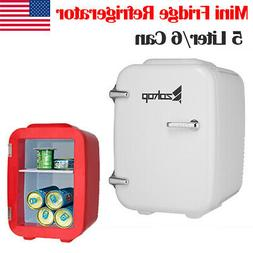 Portable Personal Mini Fridge Refrigerator Compact Cooler  W