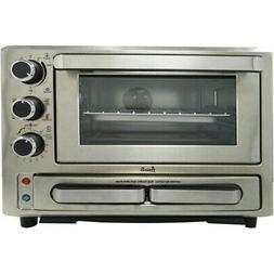Avanti Products PPO84X3S-IS Pizza Oven 0.84 cu. ft. Stainles