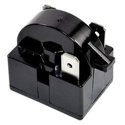 HQRP QP2-4R7 4.7 Ohm 3-Pin PTC Starter/Start Relay Replaceme