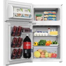 Avanti RA31B0W 3.1 CF 2-door Compact Refrigerator