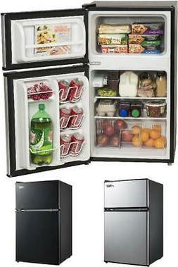 Refrigerator Mini Freezer 3.2-cu ft 2 Door Energy Star Home