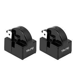 Saim 4.7 Ohm 1 Pin Refrigerator PTC Starter Relay QP2-4R7 Bl