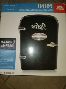 IGLOO Retro Mini Beverage Refrigerator Unopened/never used B