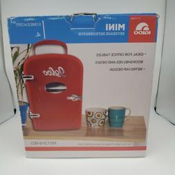 Retro Igloo Mini Fridge  4001987 6 can Beverage Refrigerator