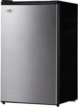 SPT RF-444SS 4.4 cu.ft. Compact Refrigerator in Stainless St