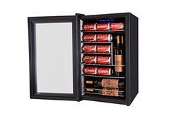 RCA RMIS2434 Freestanding Beverage Center and Wine Cellar Fr
