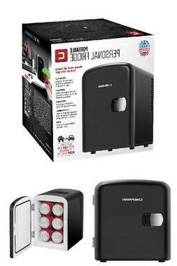 Small Mini Portable Fridge For Office Bedroom Car Desk Work