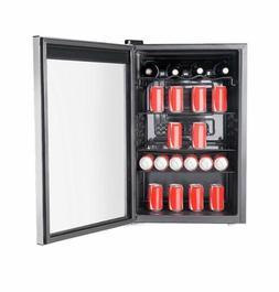 Small Refrigerator Personal Mini Fridge Home Bar Beverage Co