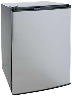 stainless steel door refrigerator bbq09849p