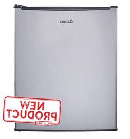 Galanz 2.7 Cu Ft Single Door Mini Fridge Freezer Conpact Sma