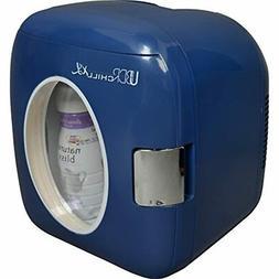 UB-XL1-BLUE Mini Fridge, 9L, Navy Blue Kitchen &amp Dining