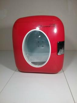 Uber Portable UB-XL1-RED Chill 12 Can Retro Personal Mini Fr