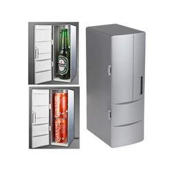 USB Mini Fridge Portable Refrigerator Beverage Drink Can Coo
