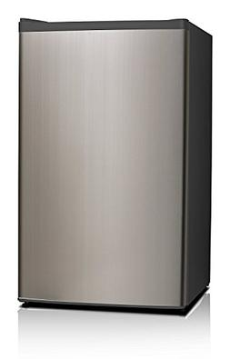 Midea WHS-121LSS Compact Single Reversible Door Refrigerator