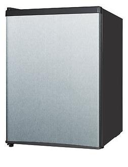 WHS-87LSS1 Refrigerator - Stainless Steel